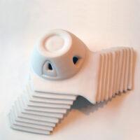 Spaceship, porcelain, 15 cm x 20 cm. Price: 450 NOK